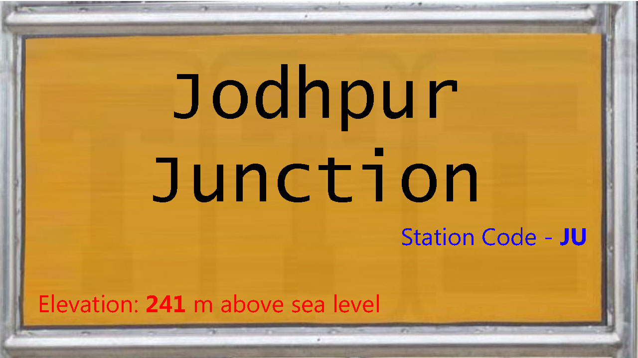 Jodhpur Junction