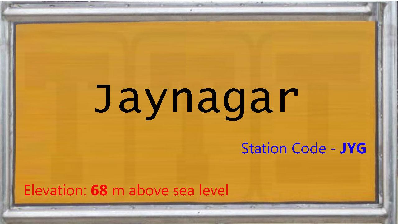 Jaynagar
