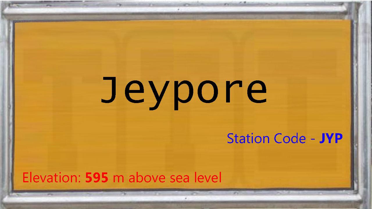 Jeypore