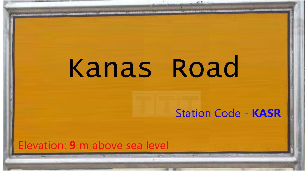 Kanas Road