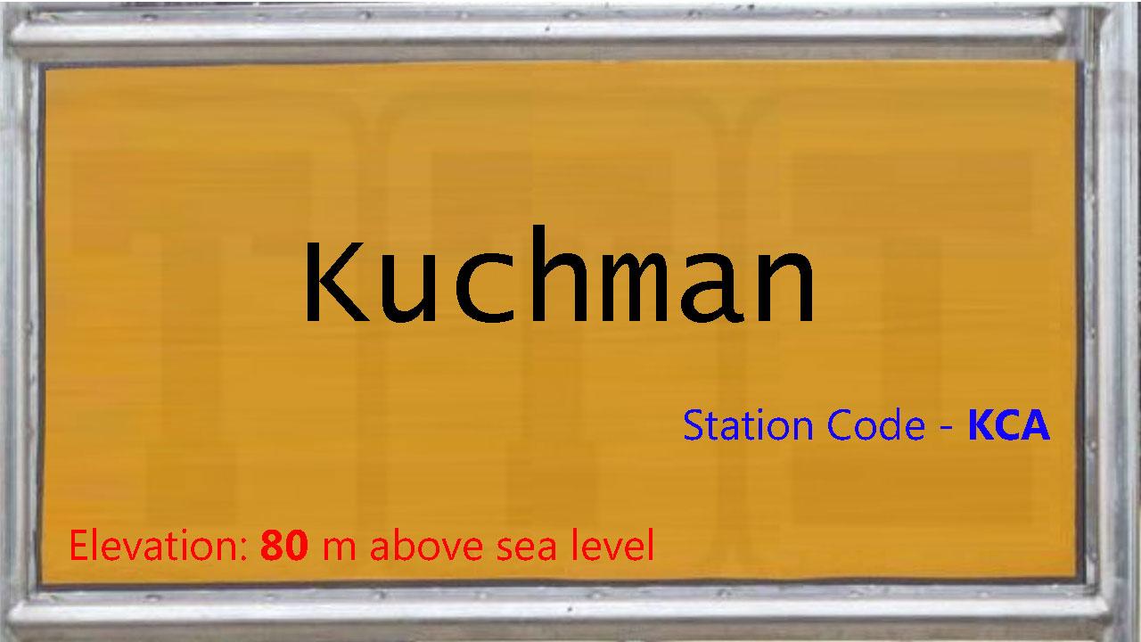 Kuchman