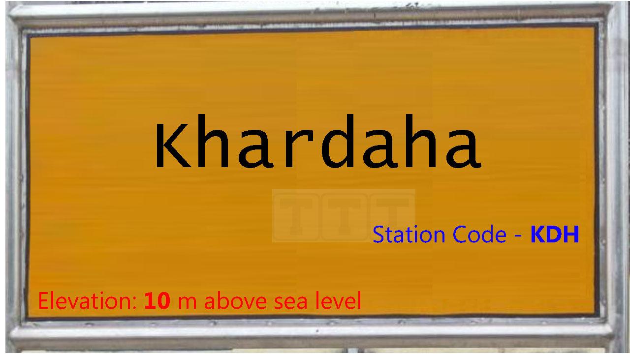 Khardaha