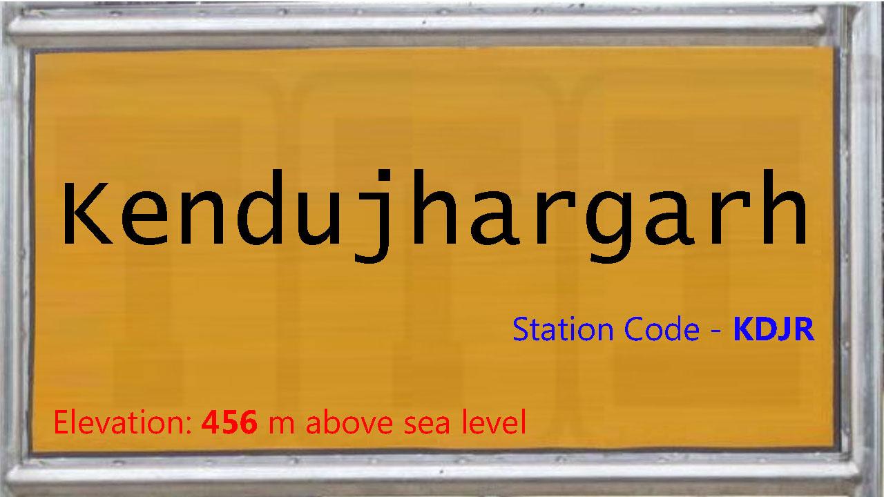 Kendujhargarh