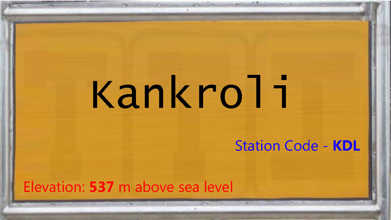 Kankroli