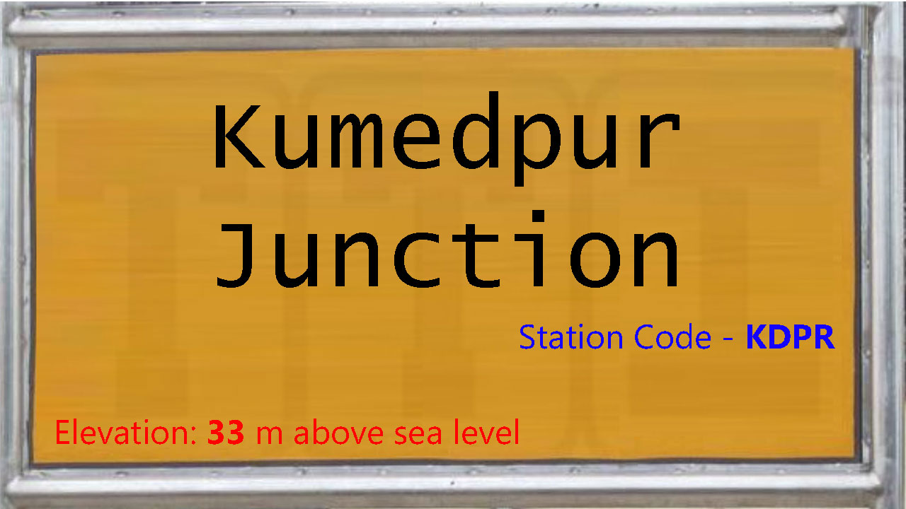 Kumedpur Junction