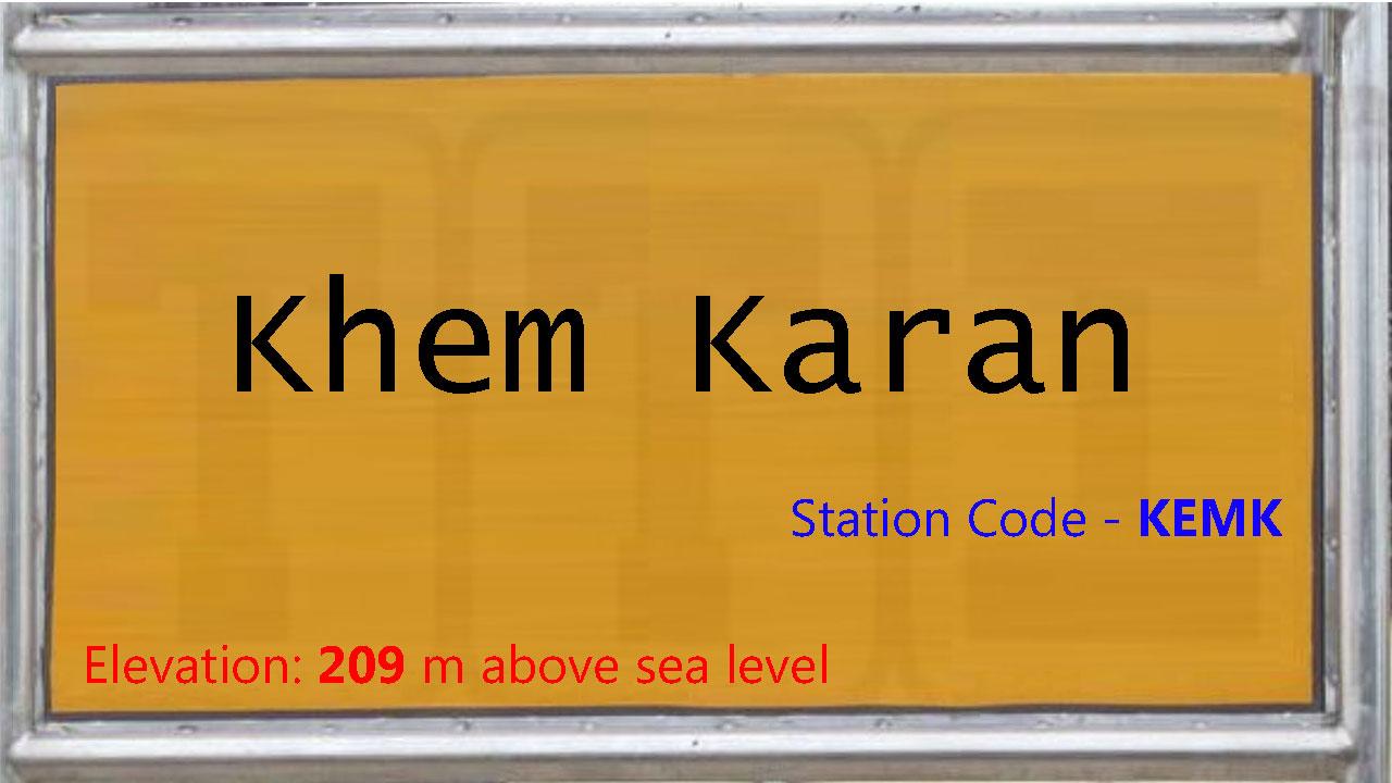 Khem Karan