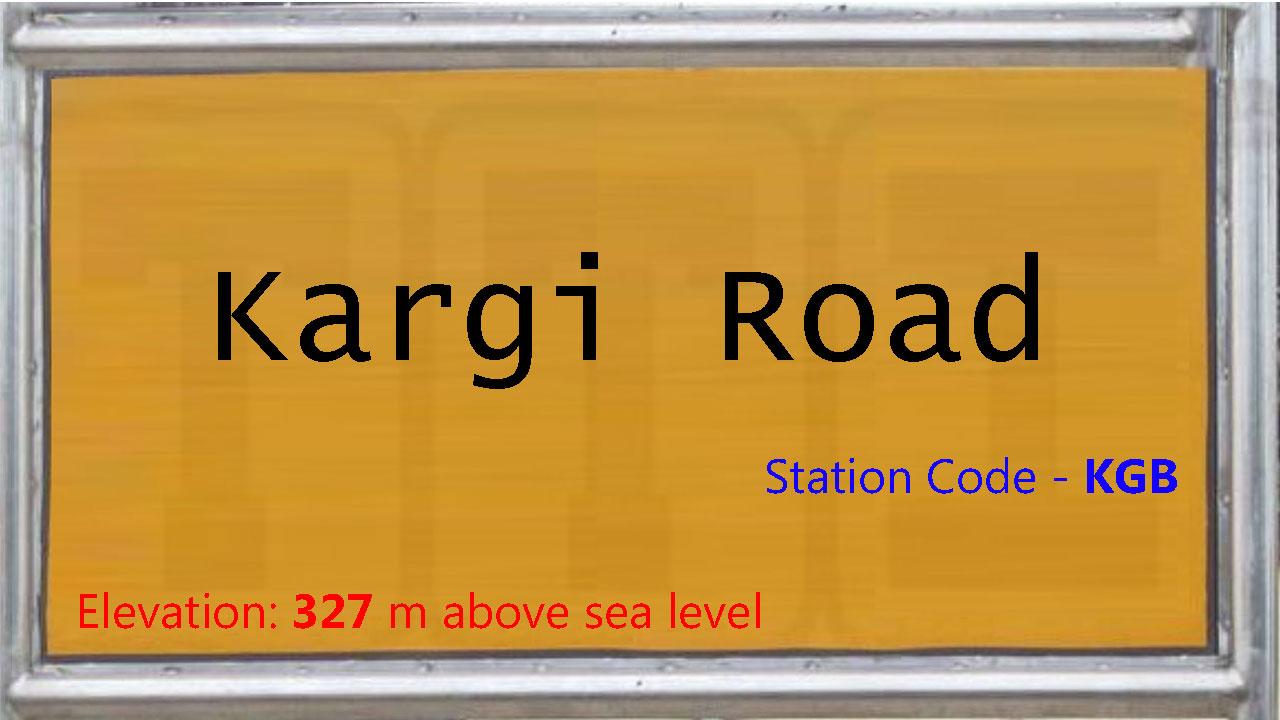 Kargi Road
