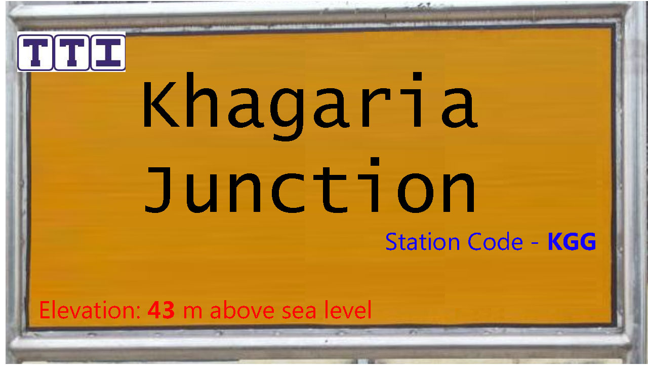 Khagaria Junction