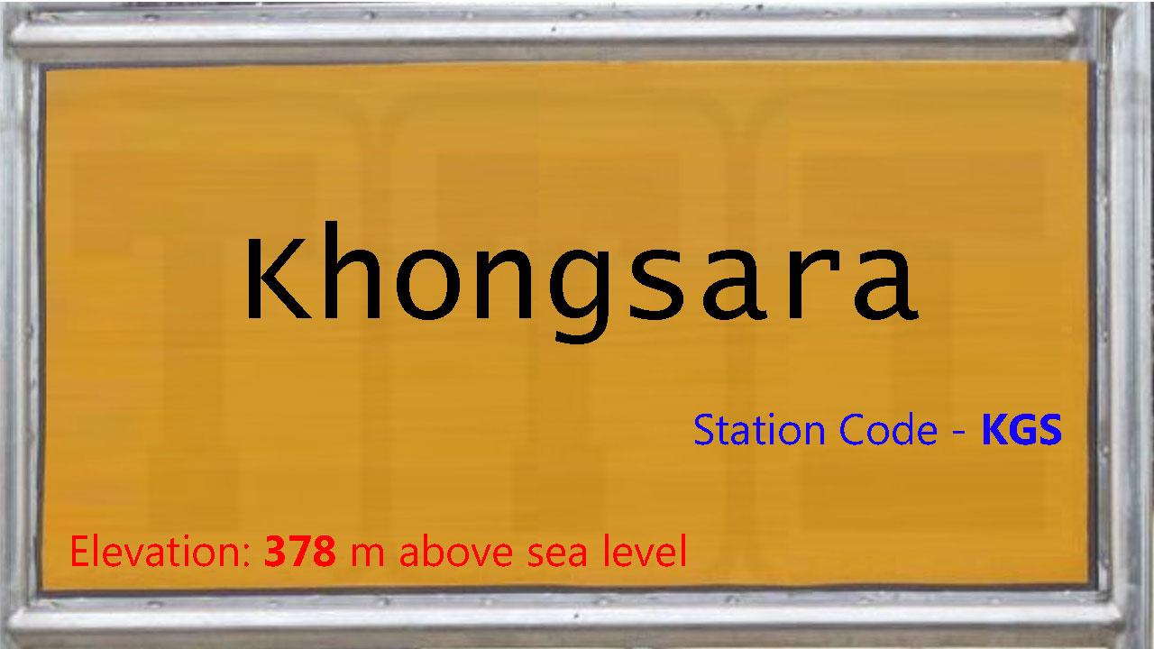 Khongsara