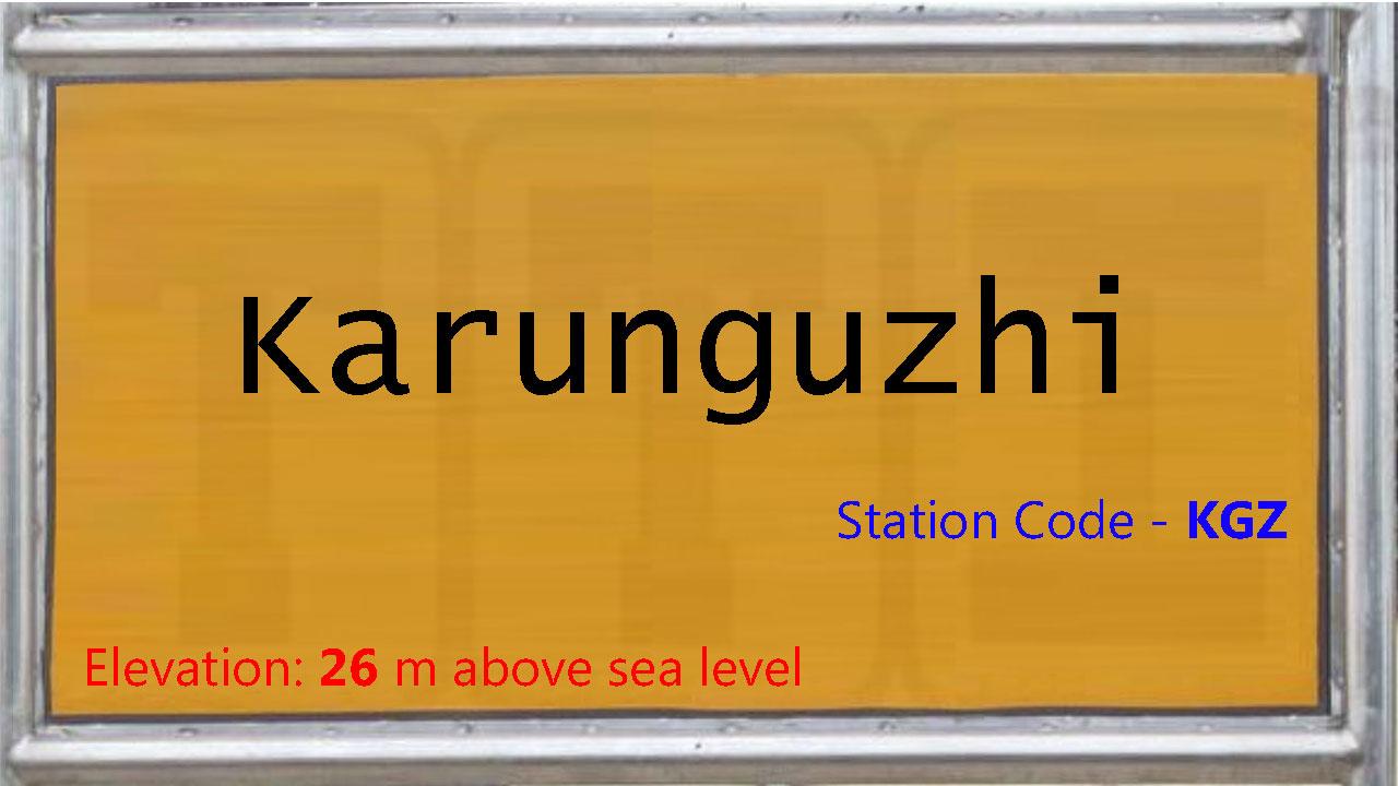 Karunguzhi