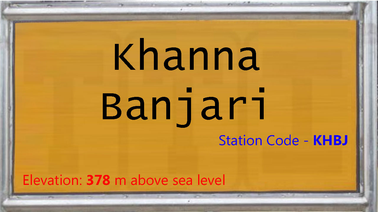 Khanna Banjari