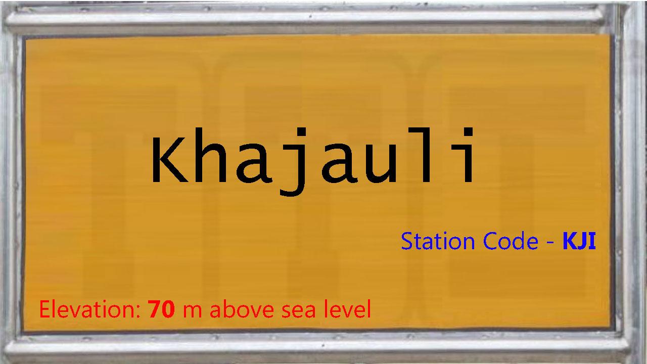 Khajauli