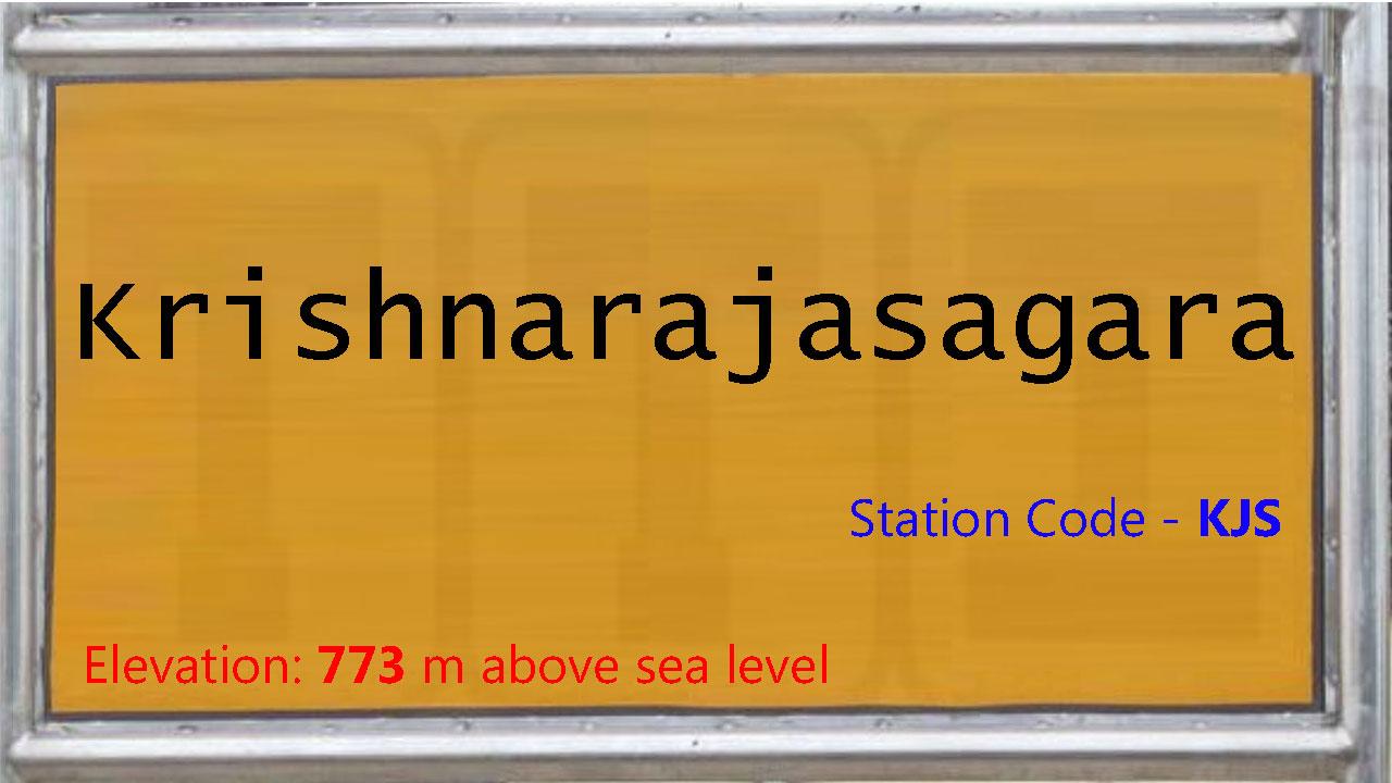 Krishnarajasagara