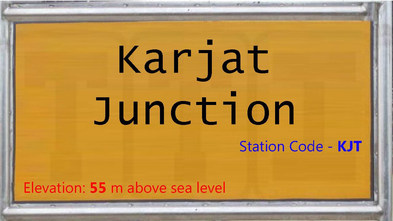 Karjat Junction