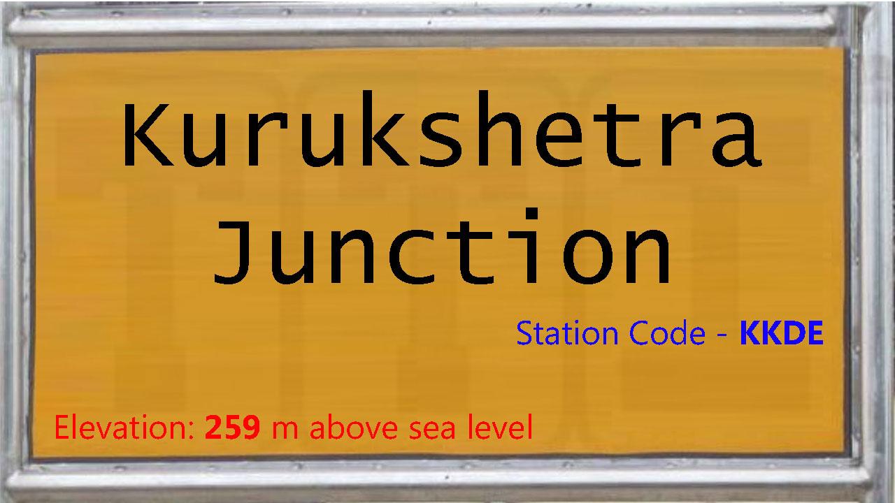 Kurukshetra Junction