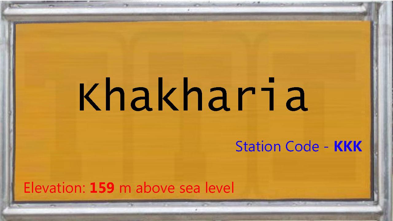 Khakharia