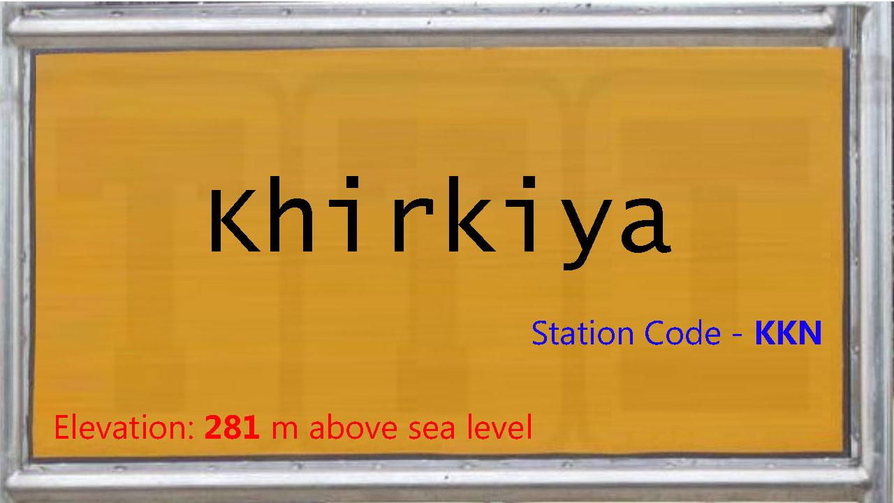 Khirkiya