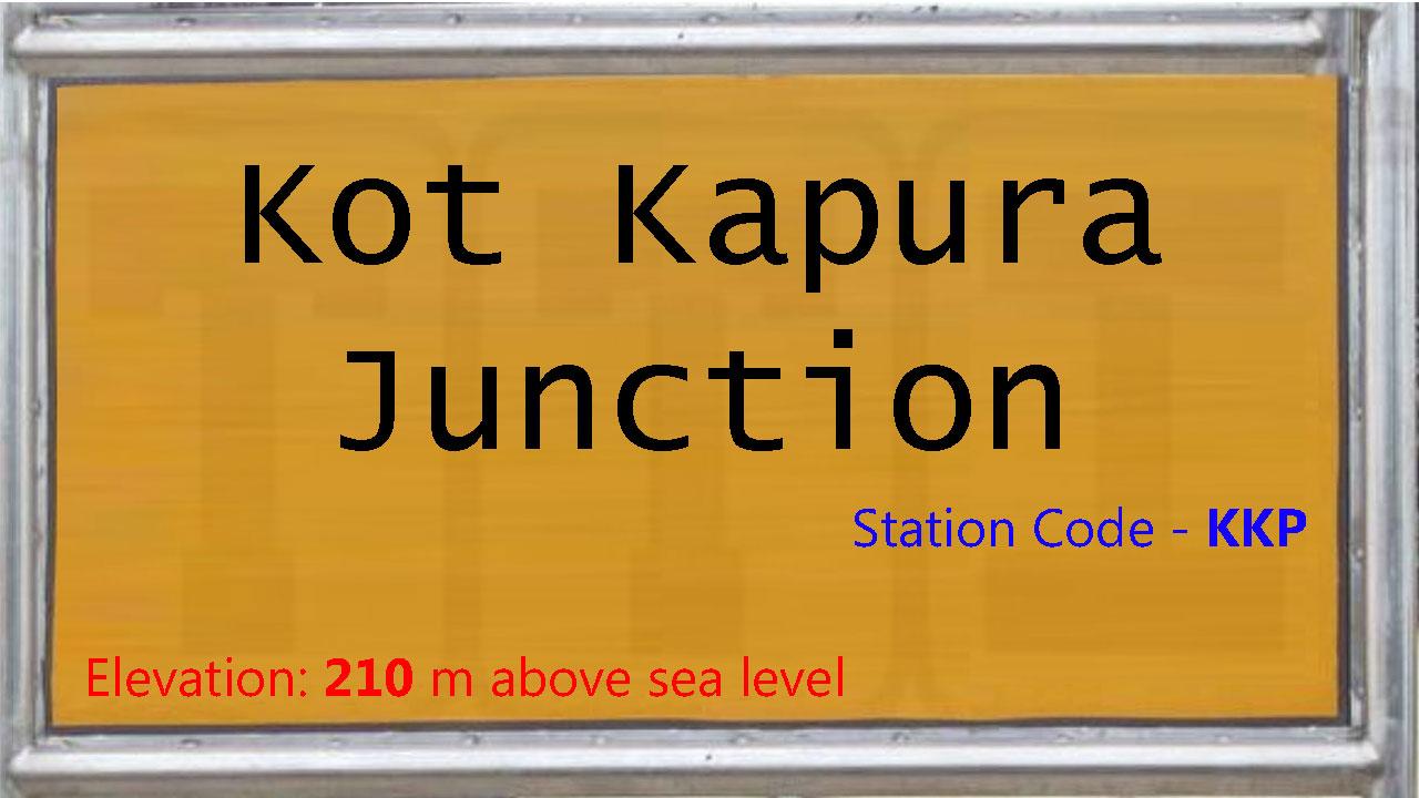 Kot Kapura Junction