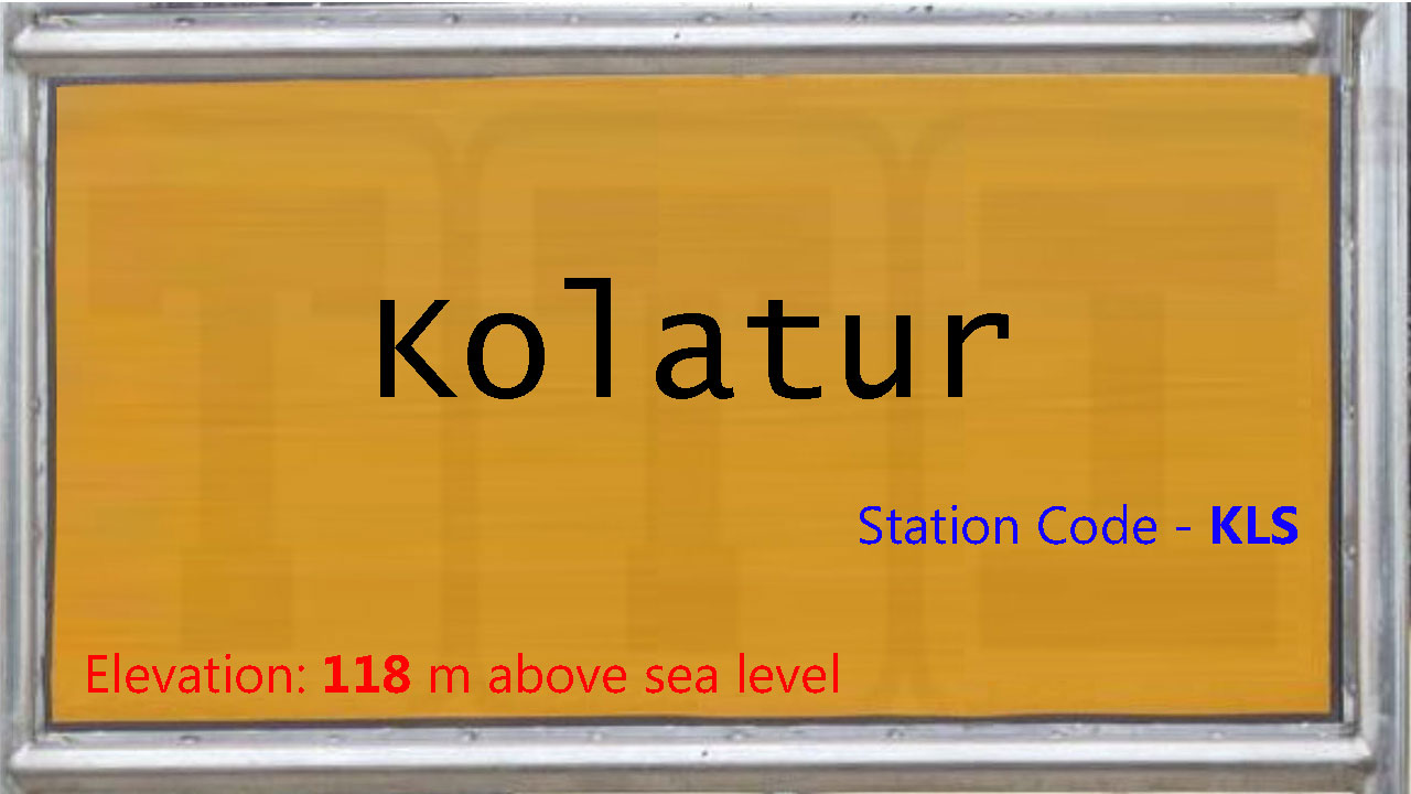 Kolatur