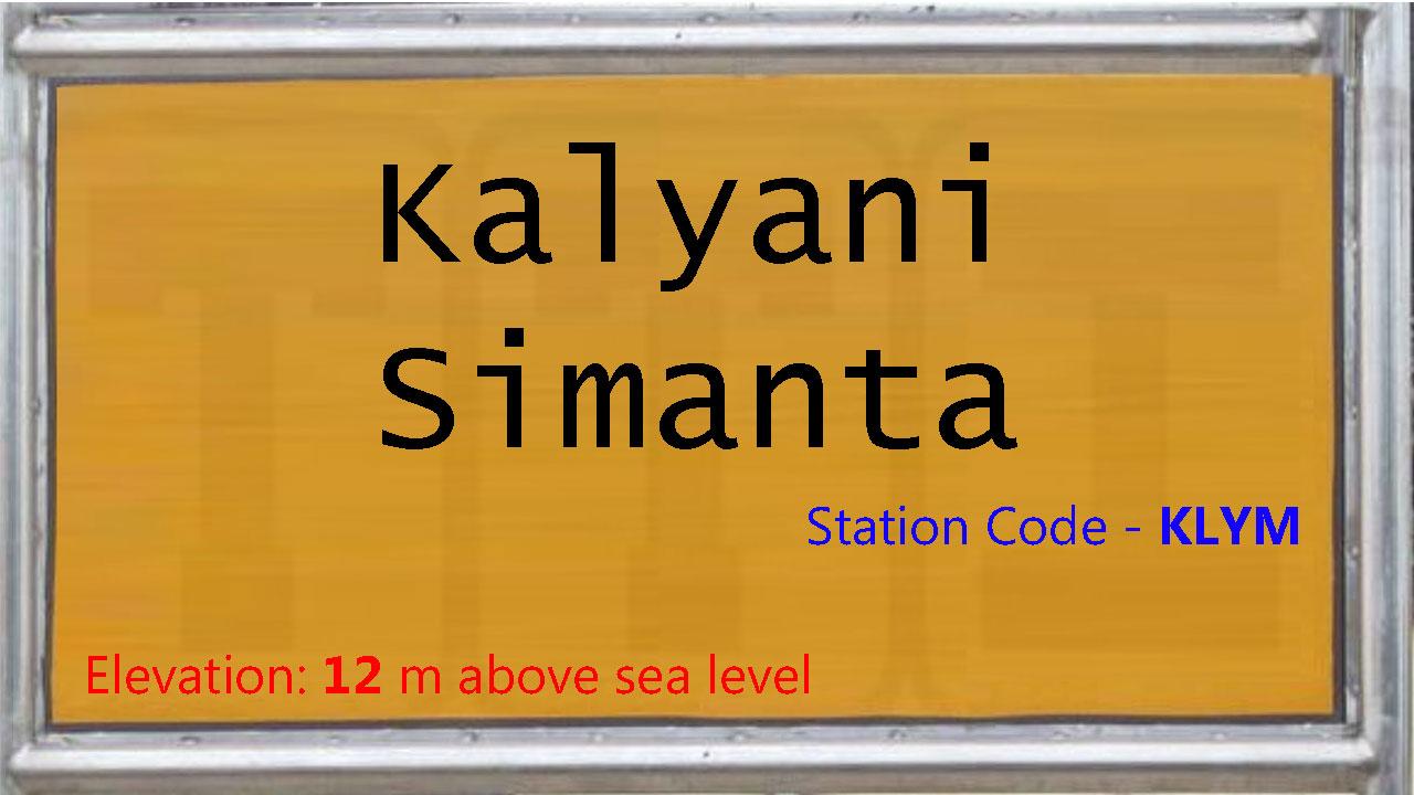 Kalyani Simanta