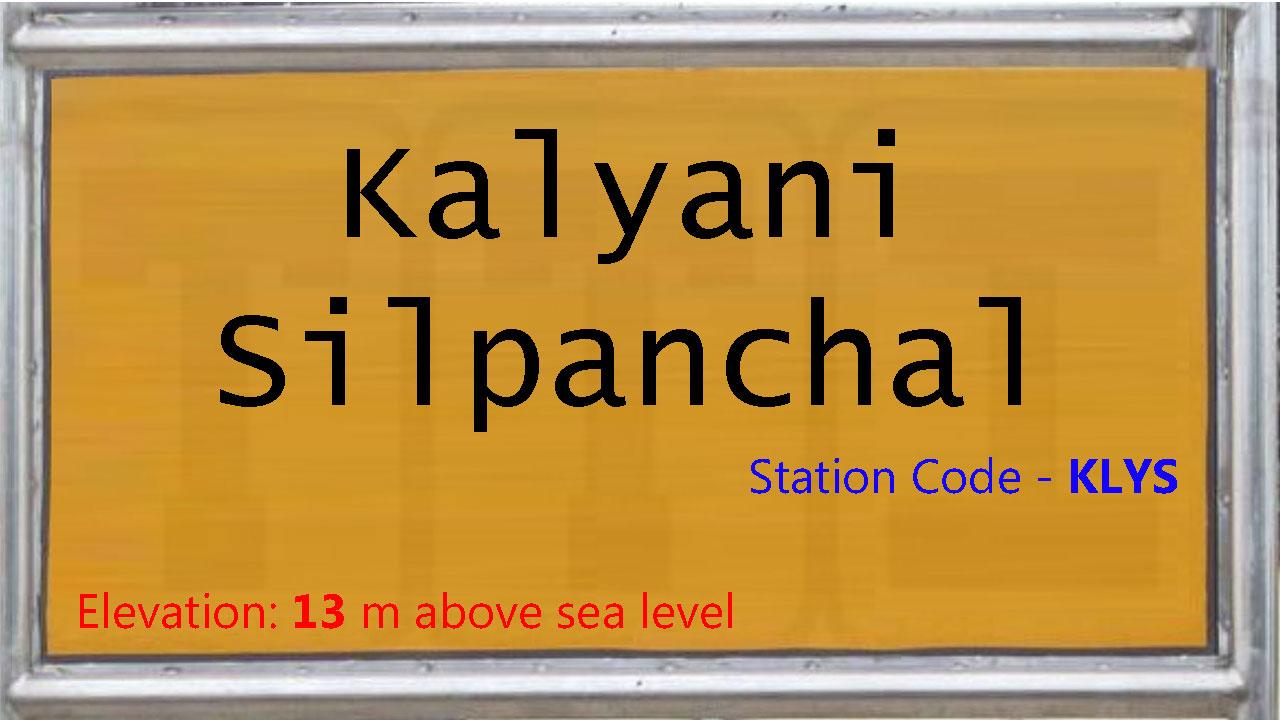 Kalyani Silpanchal