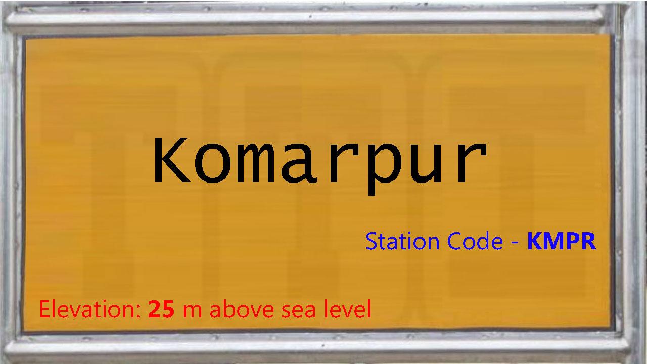 Komarpur