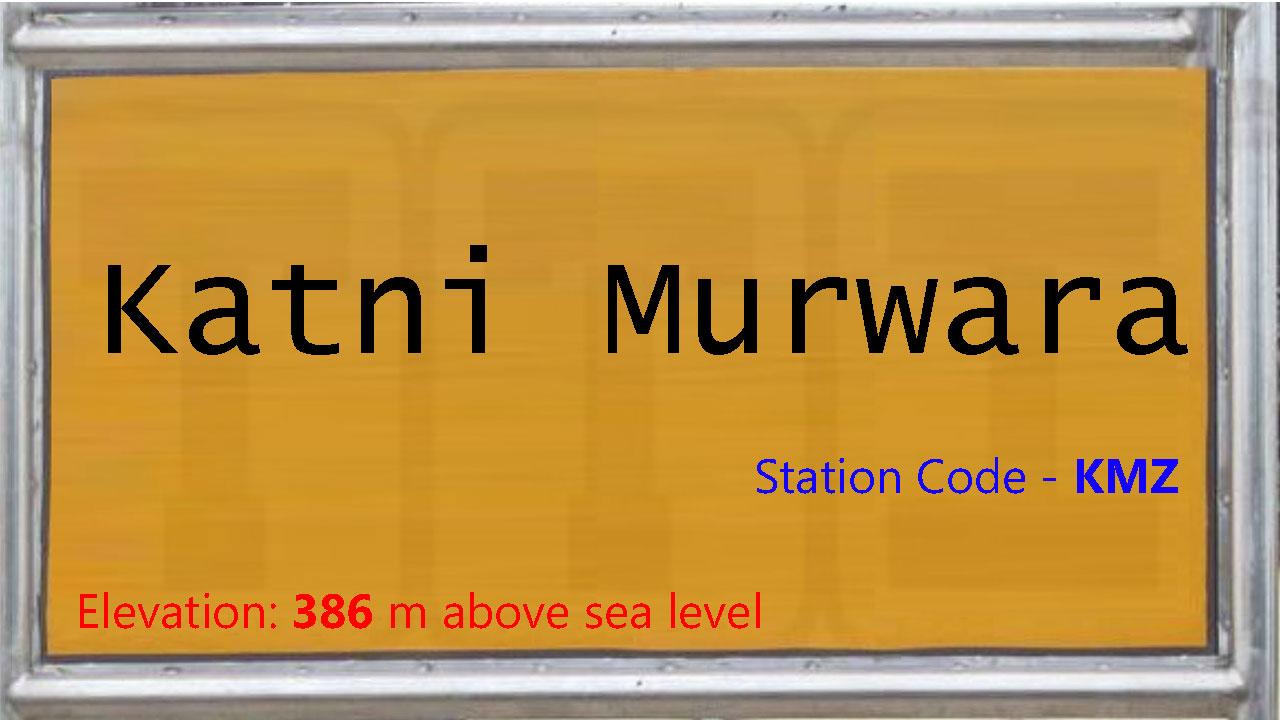 Katni Murwara