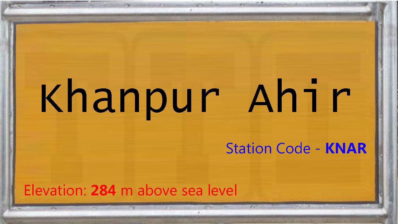 Khanpur Ahir