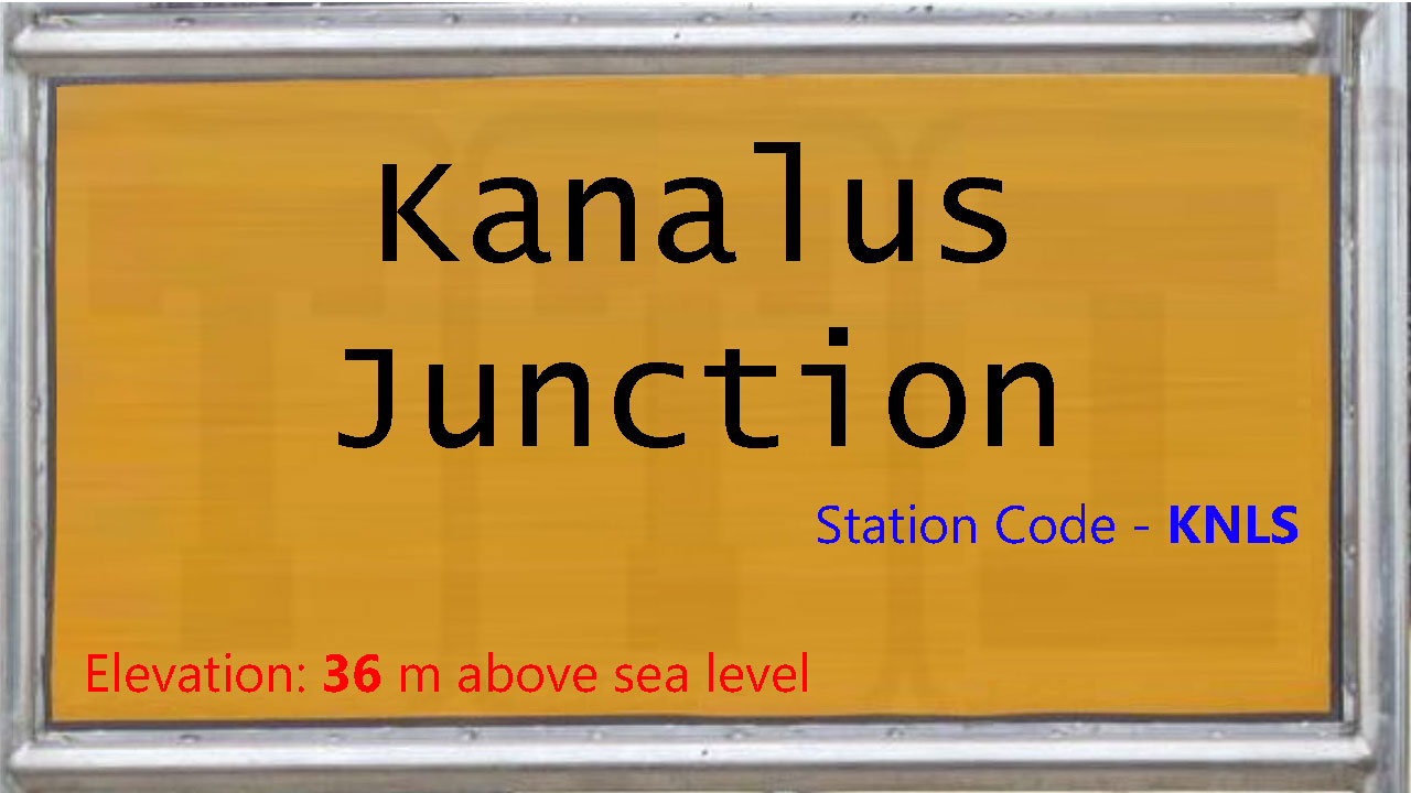 Kanalus Junction