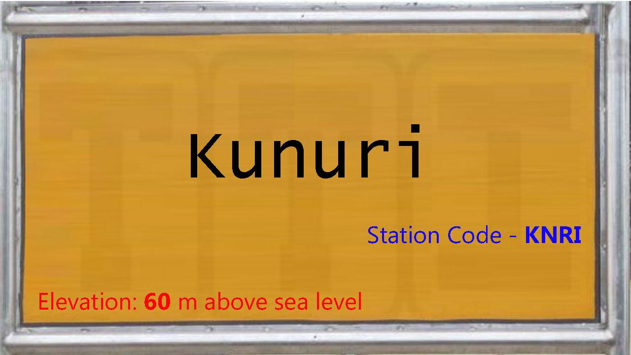 Kunuri