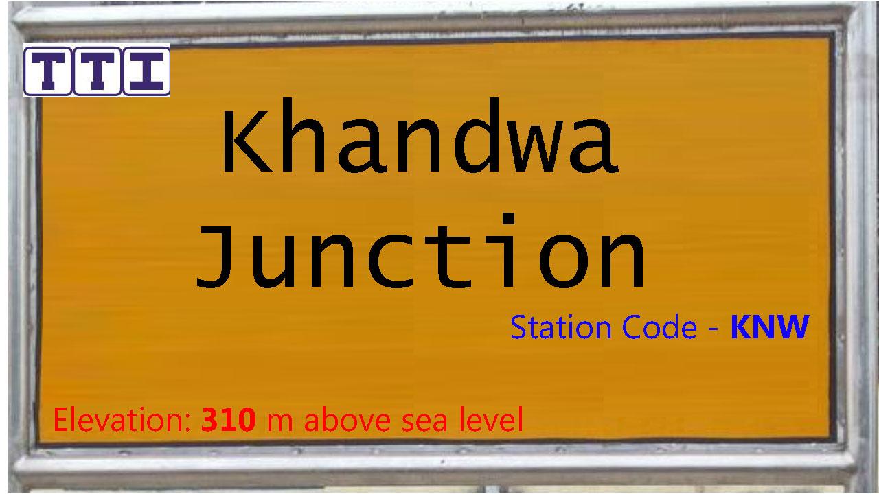 Khandwa Junction