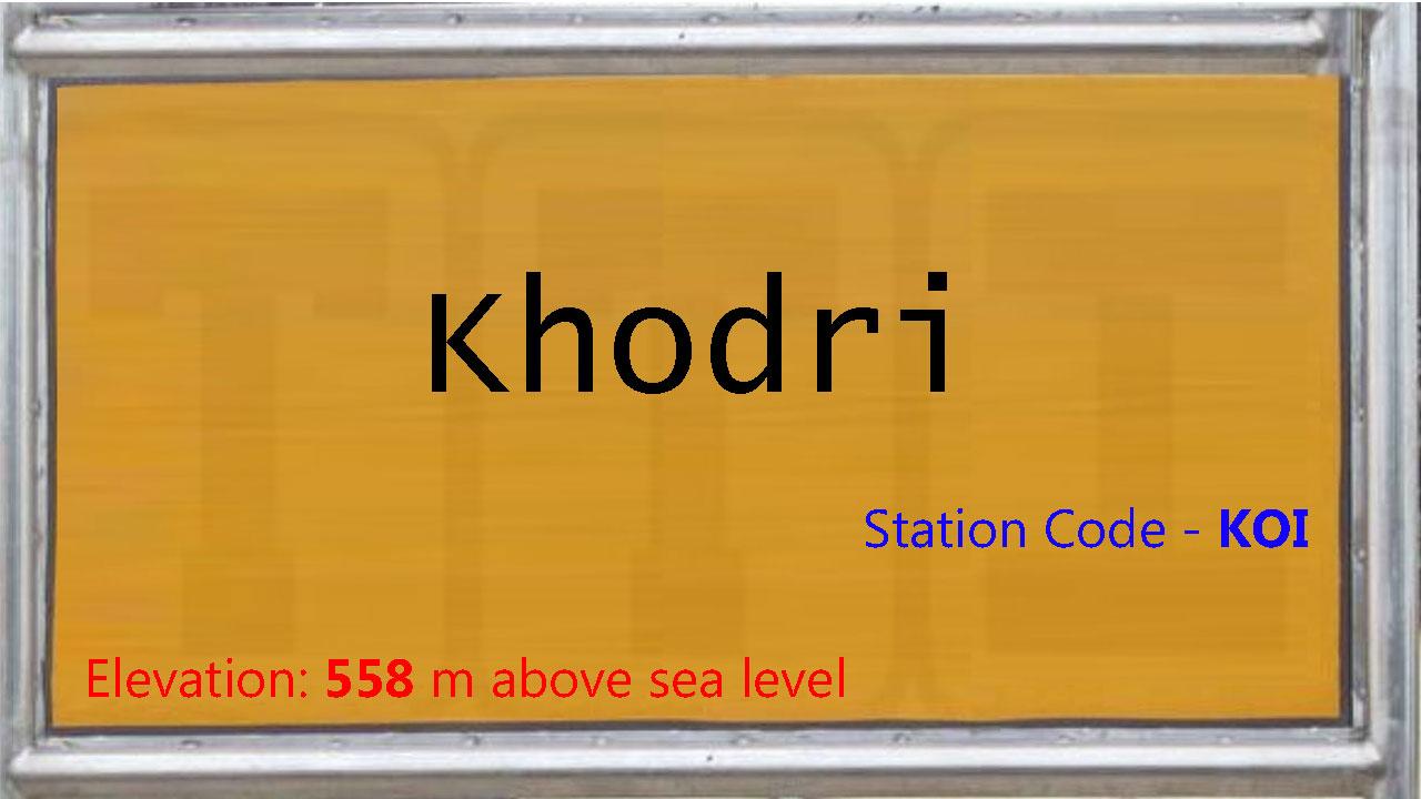 Khodri
