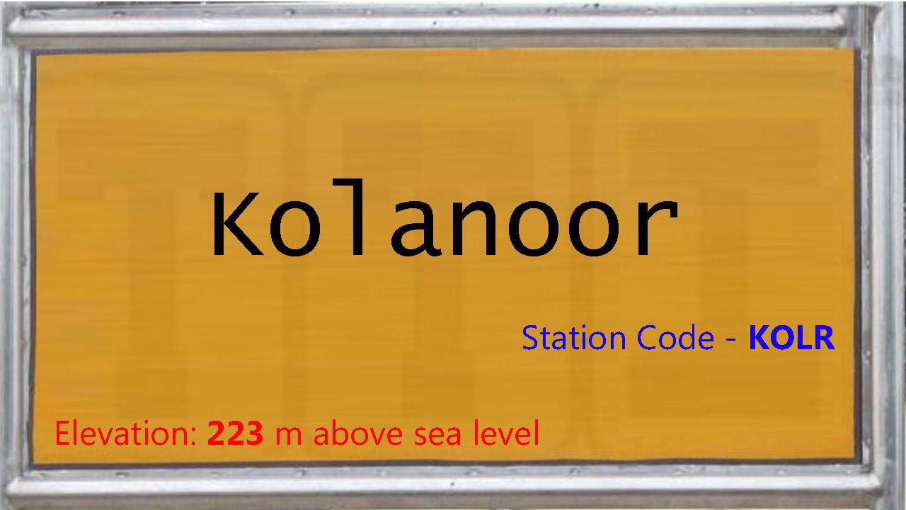 Kolanoor