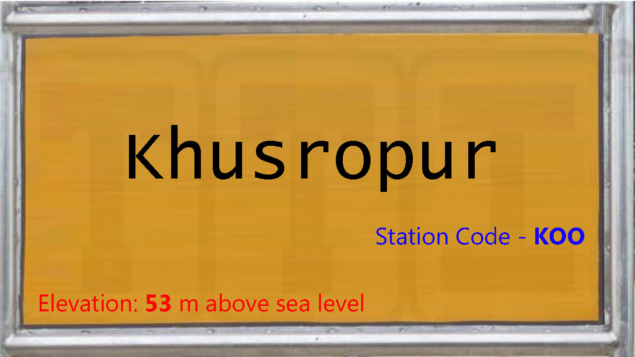 Khusropur