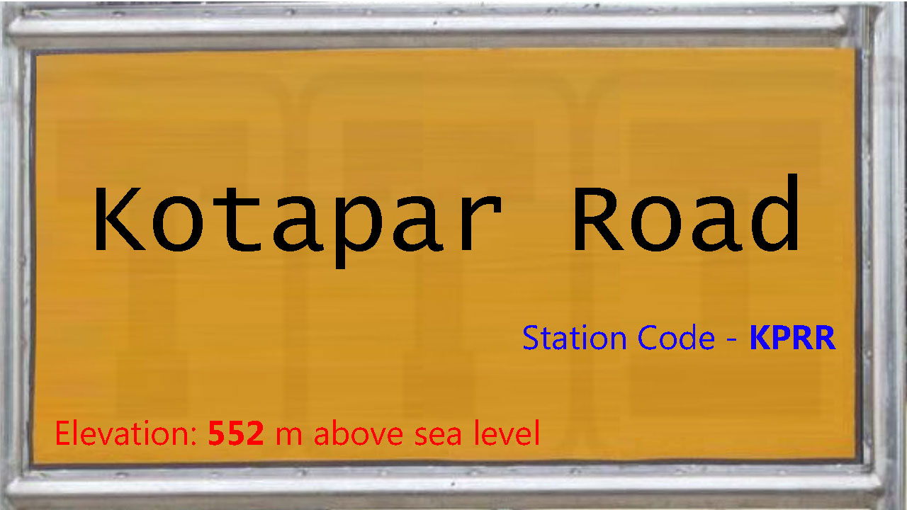 Kotapar Road