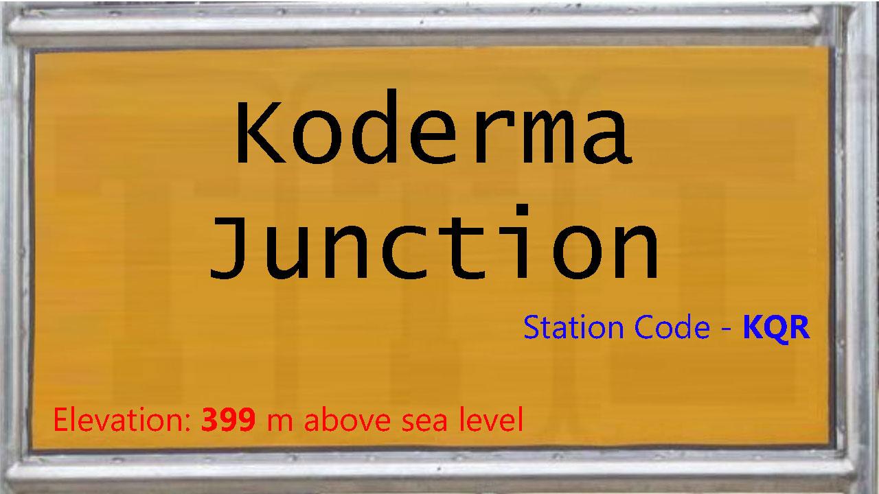 Koderma Junction