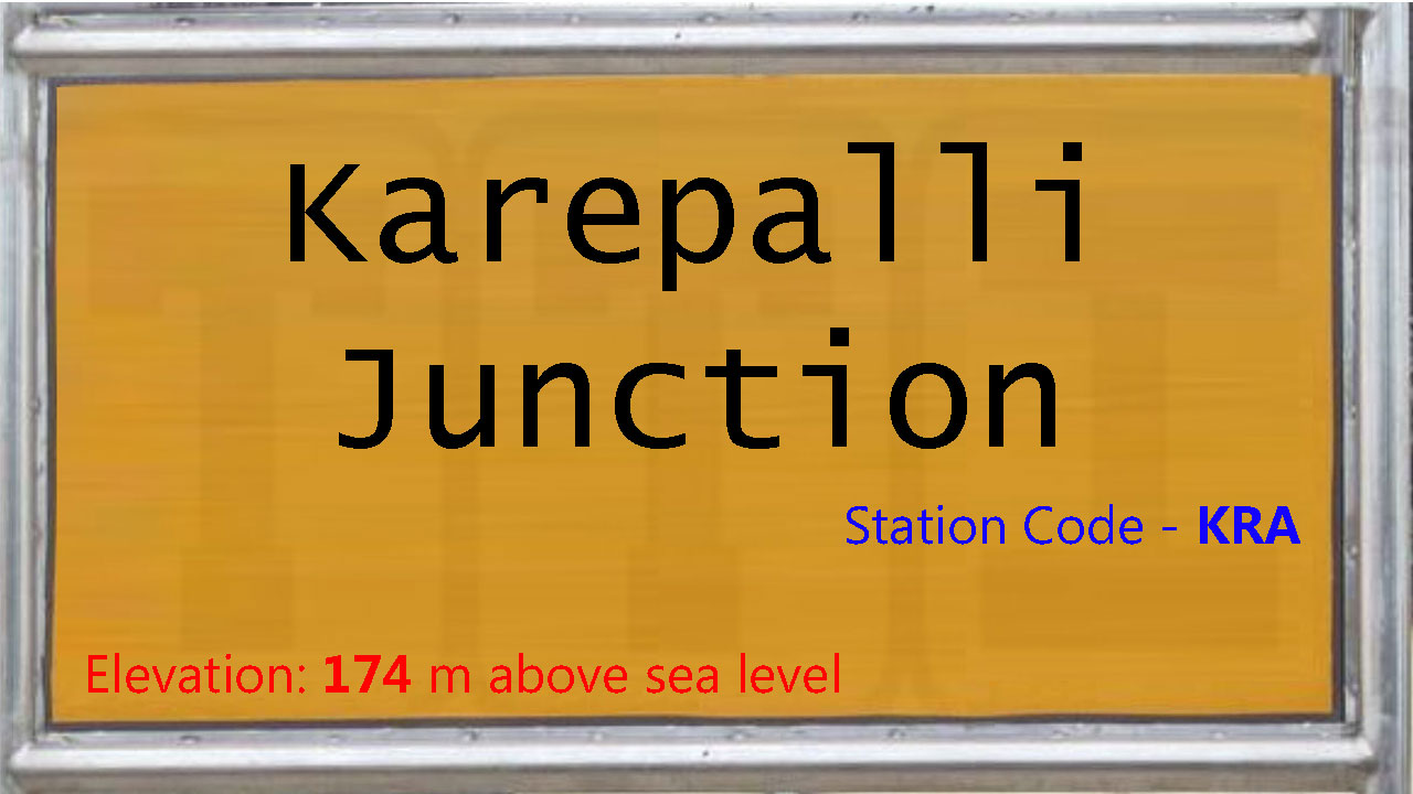 Karepalli Junction