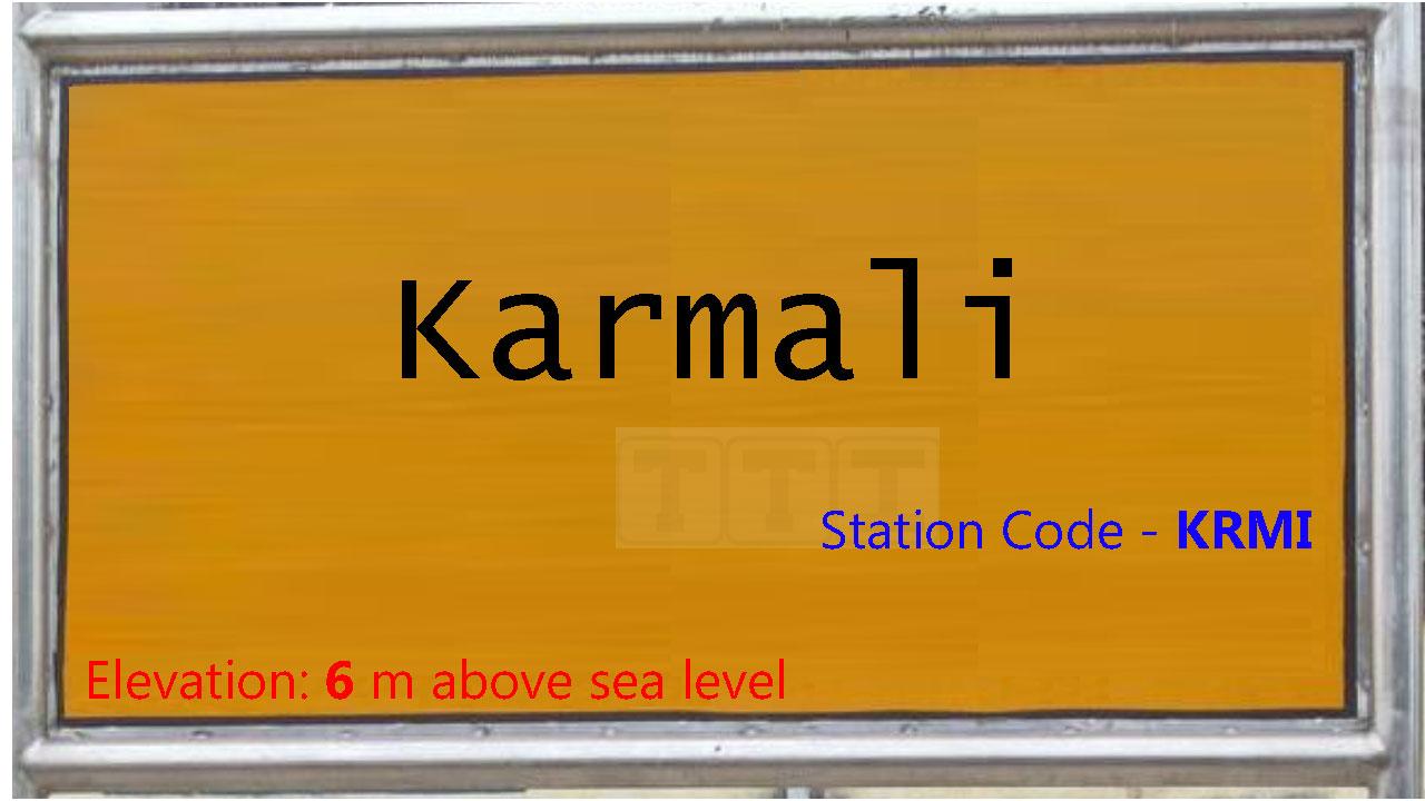 Karmali