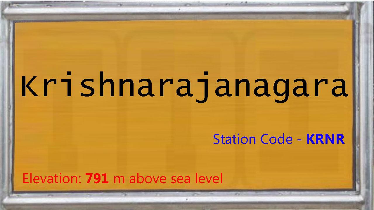 Krishnarajanagara
