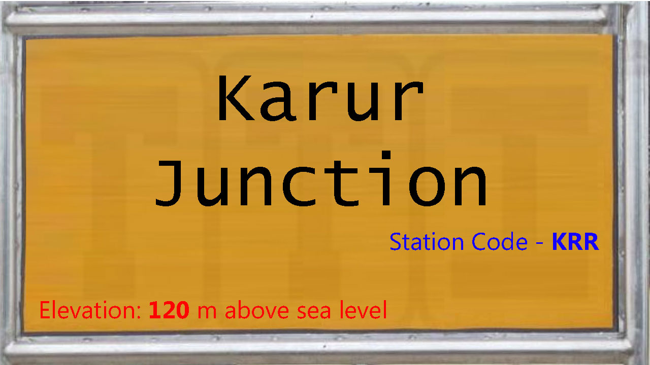 Karur Junction