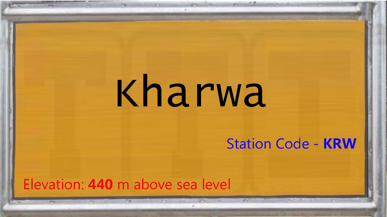 Kharwa