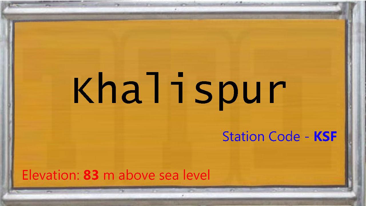 Khalispur