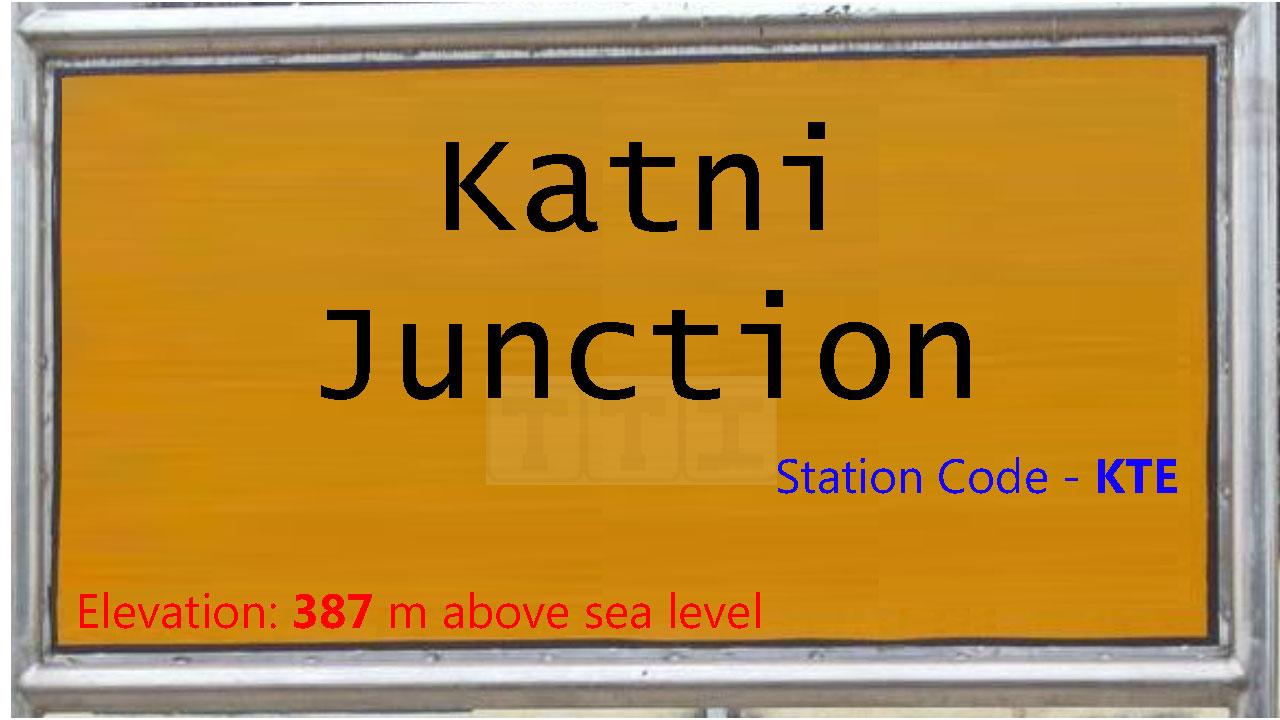 Katni Junction