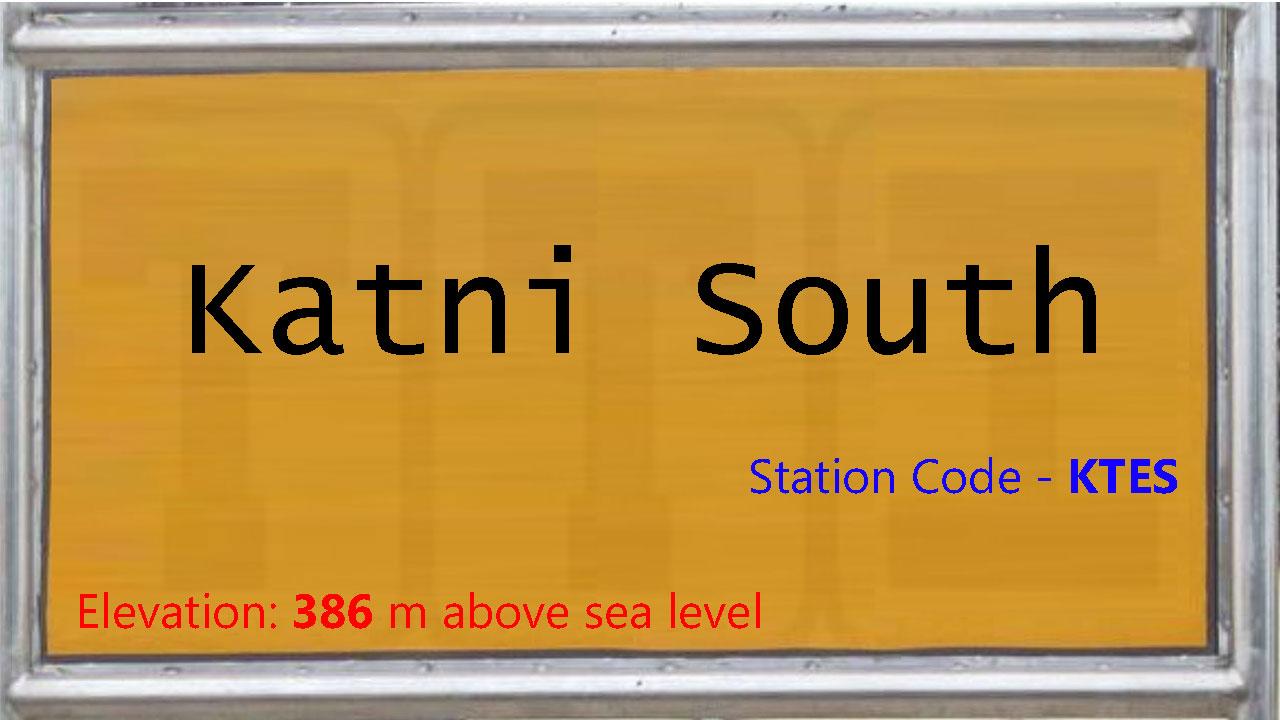Katni South