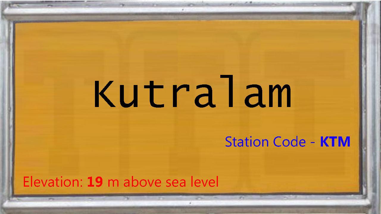 Kutralam