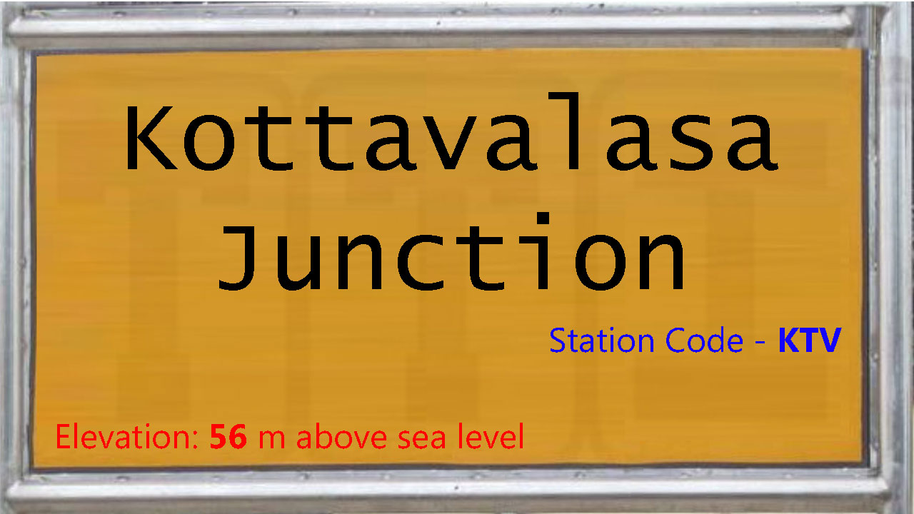 Kottavalasa Junction