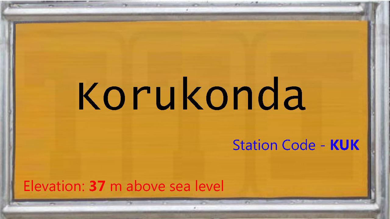 Korukonda