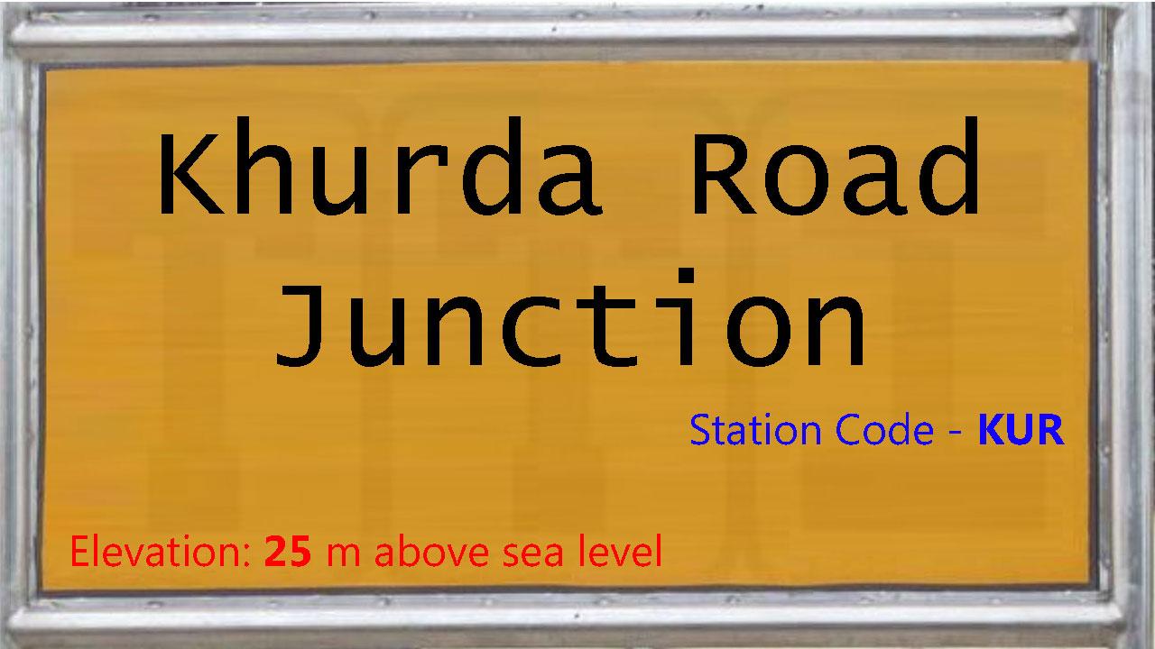 Khurda Road Junction