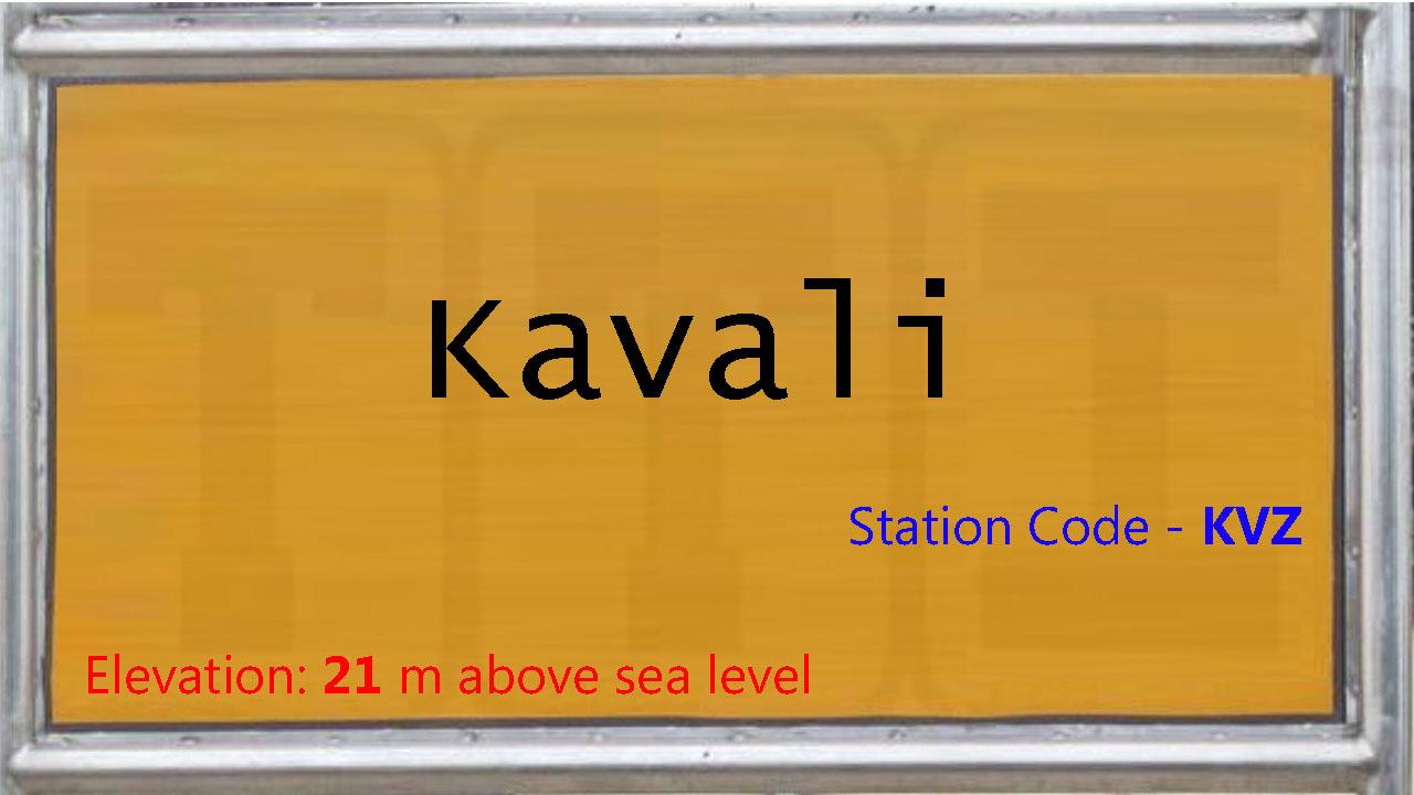 Kavali