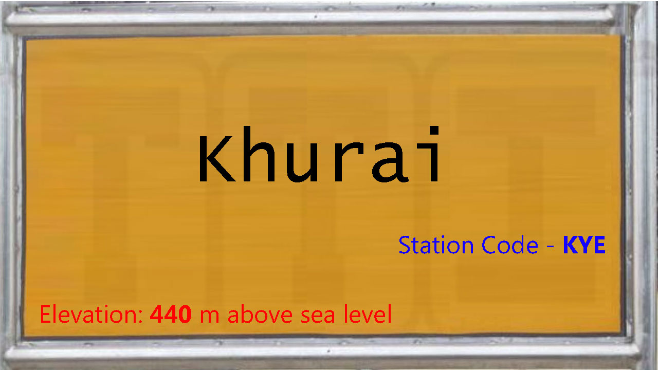 Khurai